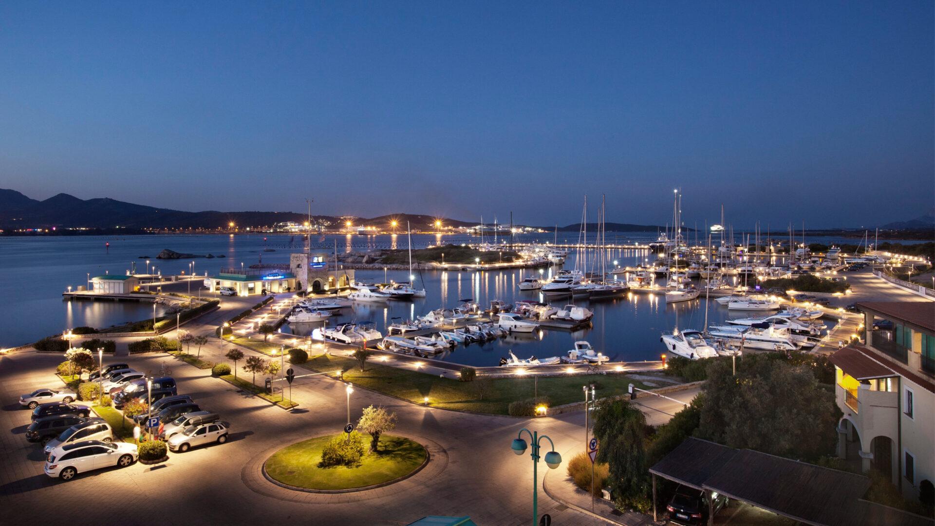 Vista sul Marina